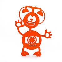 Вешалка настенная Glozis Robot Phone 26х20 см