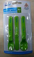 Столовые приборы пластиковые  3 шт 248