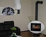 Дровяной Камин Nordica Ellipse, фото 5