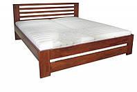 Кровать двуспальная деревянная Классика