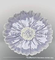 "CMS - 07/ 2 Десертная тарелка ""Георгин"" (Pavone)"