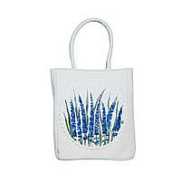 Эксклюзивная дизайнерская сумка ТМ Прованс Лаванда 30х35 см