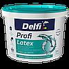 """Краска латексная акриловая для внутренних работ Delfi """"Profi Latex"""" 14 кг"""