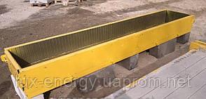 Форма для производства блоков, оконных и дверных перемычек 0,6м3