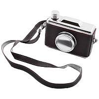 Фляга из пищевой нержавеющей стали в виде фотоаппарата ZXJ-11