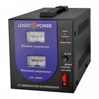 Стабилизатор ступенчатый однофазный LogicPower LPH-500RL