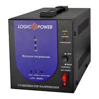 Стабилизатор ступенчатый однофазный LogicPower LPH-800RL