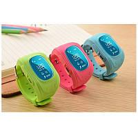 Детские часы с GPS трекером Q50, фото 1