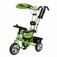 Велосипед трехколесный Mini Trike LT950 air (зеленый)