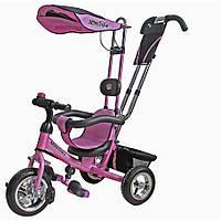 Велосипед трехколесный Mini Trike LT950 air (розовый)