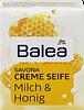 Balea creme seife Milh-honig -крем-мыло молоко и мёд (Германия) 150 гр.