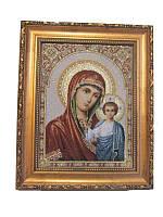 Божья матерь с сыном №3