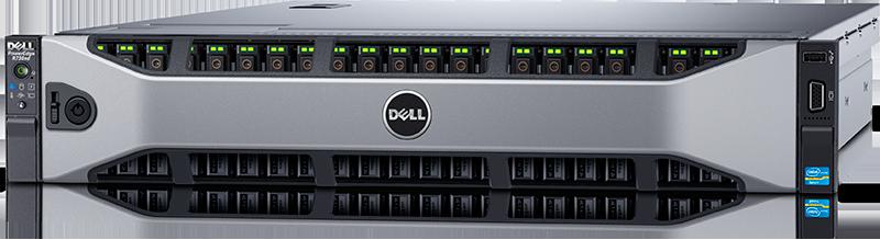 Сервер Dell PE R730xd (210-R730xd-2609)