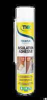 Ручная клей-пена TEKAPUR INSULATION ADHESIVE Spray 750 мл