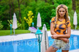 Футболка леопард | Swag 1532 sk, фото 3
