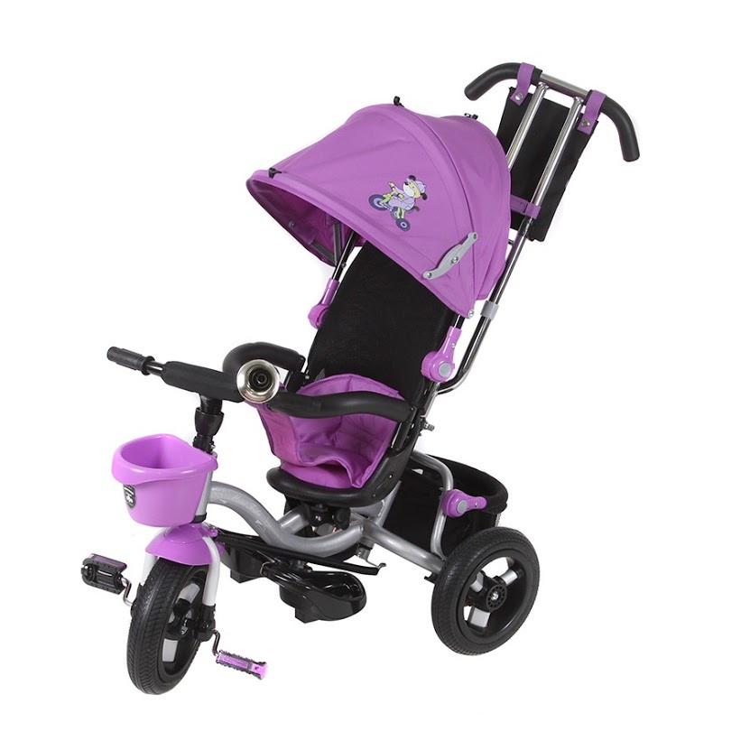Велосипед трехколесный Mini Trike LT960 (фиолетовый)