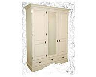 Шкаф 3-х створчатый в стиле Прованс ТМ Provense Италия