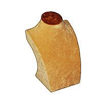 Подставка бюст шеи для цепочек высотой 19,5 см