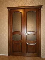 Двери межкомнатные двойные, фото 1