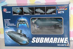 Подводная лодка на радиоуправлении!!