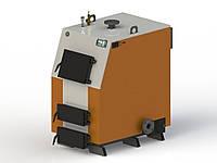 Твердотопливный котел Kotlant КВ 65. С электронной автоматикой Tech с функцией zPID и вентилятором.