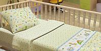 Комплект постельного белья в кроватку KidsDreams ЦУЦЕНЯТА 110х150 см