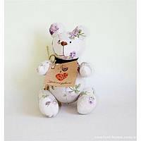 Мягкая игрушка - Мишка Тедди маленький 1-1