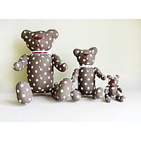 Мягкая игрушка - Мишка Тедди 14 см