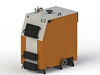Твердотопливный котел Kotlant КВ 80. С электронной автоматикой Tech с функцией zPID и вентилятором.