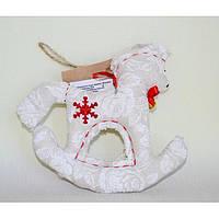 Мягкая игрушка - Лошадь навесная 1