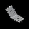 Уголок 135 ° равнобокий KLR1 (50 мм х 50 мм х 35 мм х 2,5 мм) Domax Польша строительный крепеж