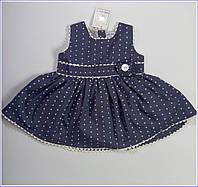 Платье хлопковое Early Days на 12 и 18 мес