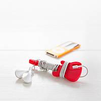 Органайзер для наушников Electrock Rocketdesign Красный