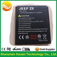 Батарея ( аккумулятор) для смартфона jeep z6