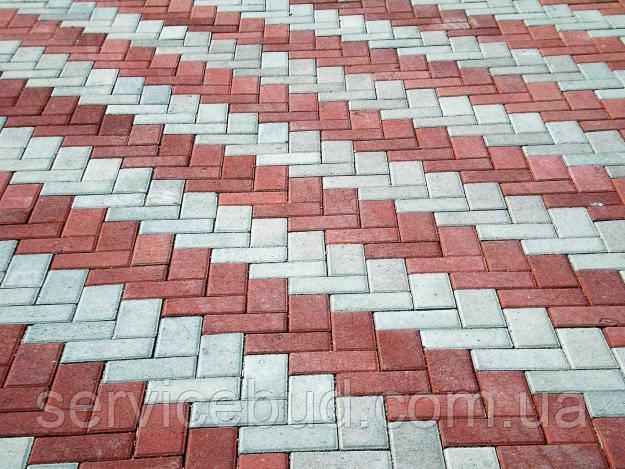 Укладка тротуарной плитки в Железном Порту