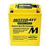 Мото аккумулятор MOTOBATT MBTX14AU