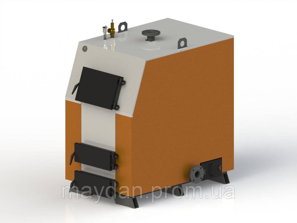 Твердотопливный котел Kotlant КВ 100. Базовая комплектация.