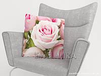 ФотоПодушка Королевские розы, арт. 10 001186
