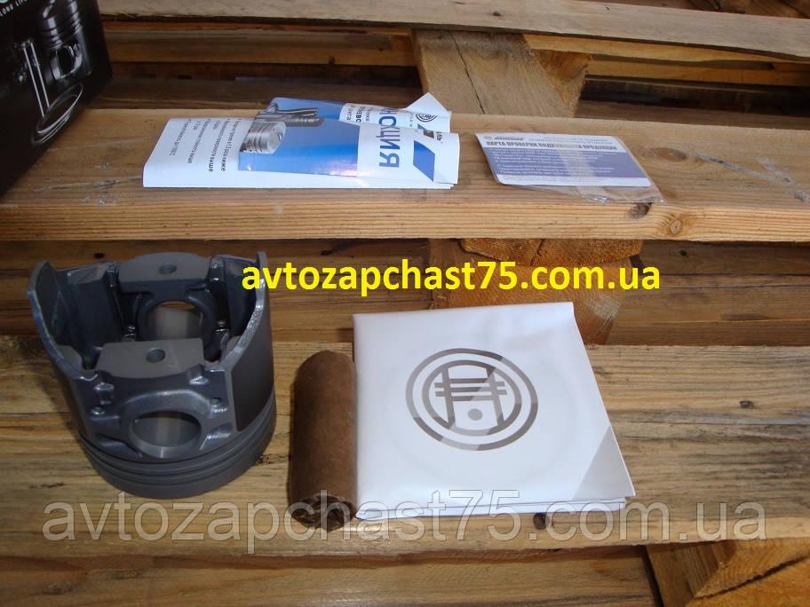 Поршневая ВАЗ 2101, Ваз 2103 d=76,8 группа A  (Black Edition комплект) (Мотордеталь, Кострома, Россия)