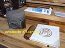Поршневая ВАЗ 2101, Ваз 2103 d=76,8 группа A  (Black Edition комплект) (Мотордеталь, Кострома, Россия), фото 2