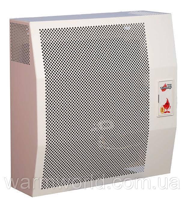 Настінний газовий конвектор АКОГ 2,5 Л(Н) чавун HUK