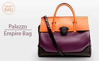 Palazzo Empire Bag. Обзор новой линии женских сумочек от Versace.