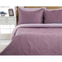 Покрывало Home Sweet Home DEVON Purple Чернослив 180х260 см