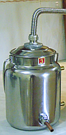 Самогонный аппарат, Холодильник, Дистиллятор