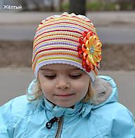 Весенне летняя шапочка