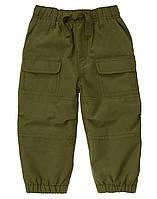 Детские утепленные брюки для мальчика.  18-24 месяца