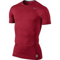 Термобелье Nike CORE COMPRESSION SS TOP 449792-653 (Оригинал)