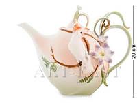 FM-79/ 3 Заварочный чайник ''Попугай Какаду'' (Pavone)