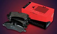 Тормозные колодки Remsa передние  Hyundai Accent 1.4-1.6  2005-, Kia Ceed 1.4-2.0  2007-,  Rio II 1.4