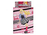 """Постельный комплект для подростков ТМ """"TAC Disney"""" Barbie Dollicious"""